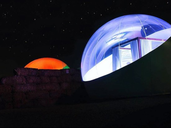 Campera Hotel Burbuja en Ensenada (Baja California)