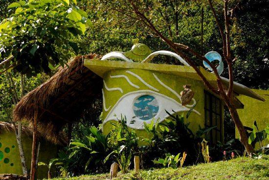 Casa Caracol en Xilitla