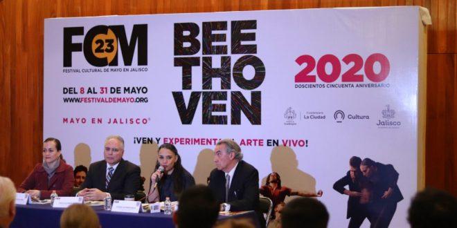 Festival Cultural de Mayo 2020 en Jalisco
