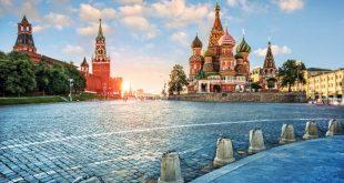 Moscú la plaza roja