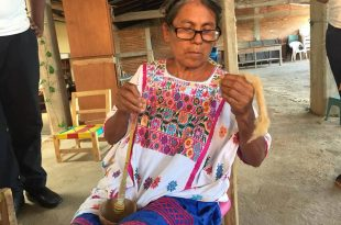 Prendas de telar en Xochistlahuaca 2