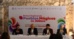 Primer Festival de Pueblos Mágicos de Jalisco