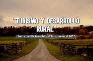 Turismo y Desarrollo Rural