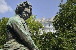 monumento Beethoven, Beethoven Platz