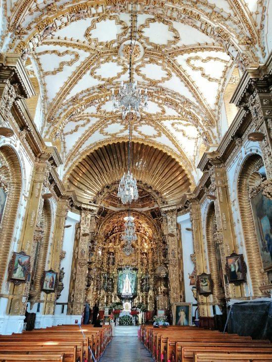 Basílica de Ocotlán en Tlaxcala