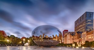 CLOUDGATE Chicago - Ulises Escobar