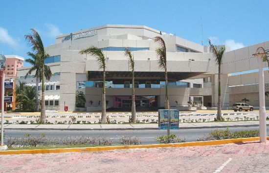 Cancun Convention Center