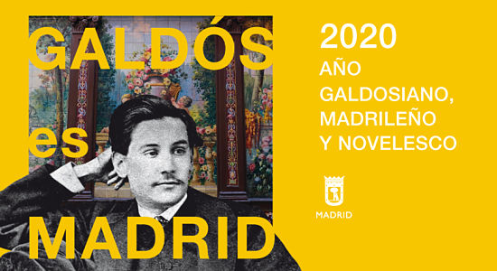 Galdós en Madrid