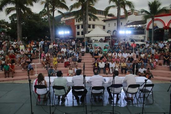 Jalisco en el Corazón en Vallarta Rueda de Prensa