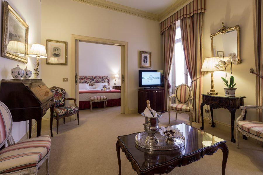 Salón deluxe suite nueva Orfila