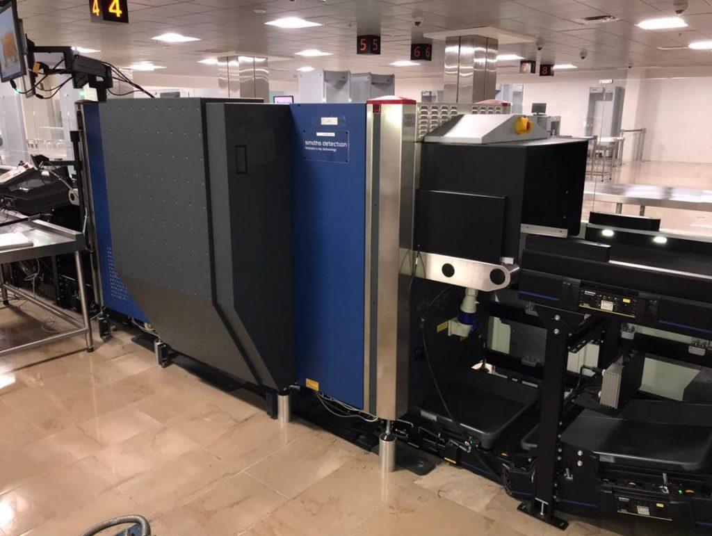 Smart Security Lane en el Aeropuerto de Puerto Vallarta