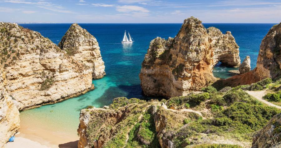 Tivoli Carvoeiro Algarve Percurso dos sete vales suspensos
