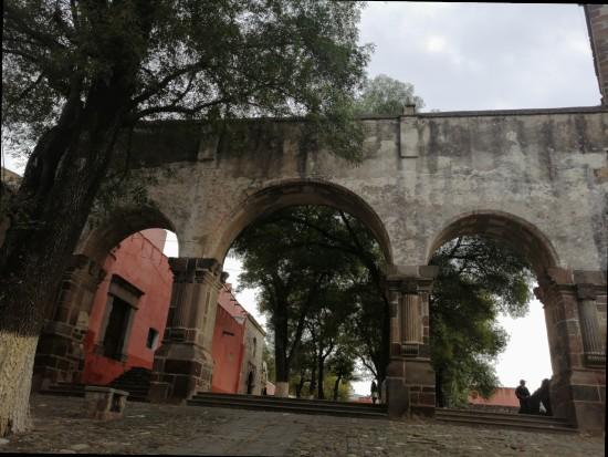 ex convento Tlaxcala