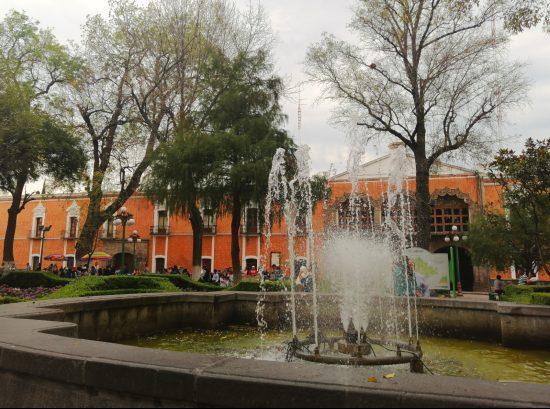 parque en Tlaxcala