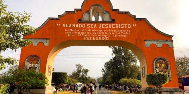 Entrada a Talpa de Allende