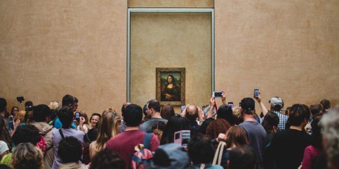 Museo del Louvre Gioconda
