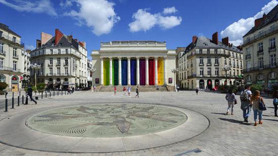Nantes ciudad