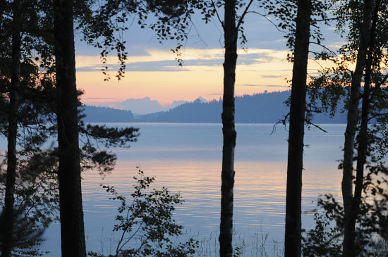 Lake Aanekoski