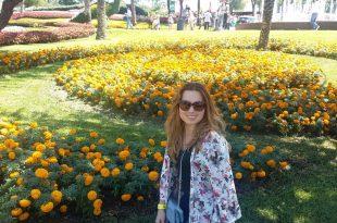 Jardines de México y Andrea Soberanis 2