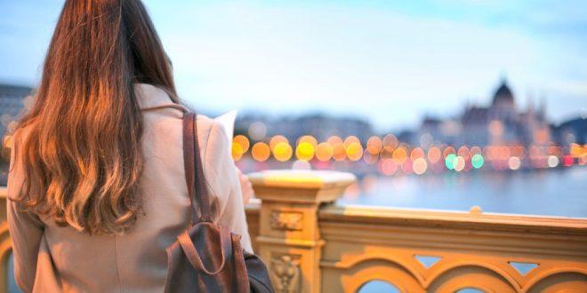 Mujer turismo