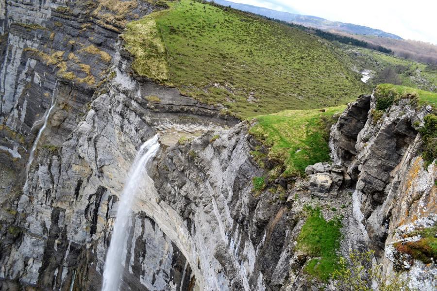 Salto del Río Nervión
