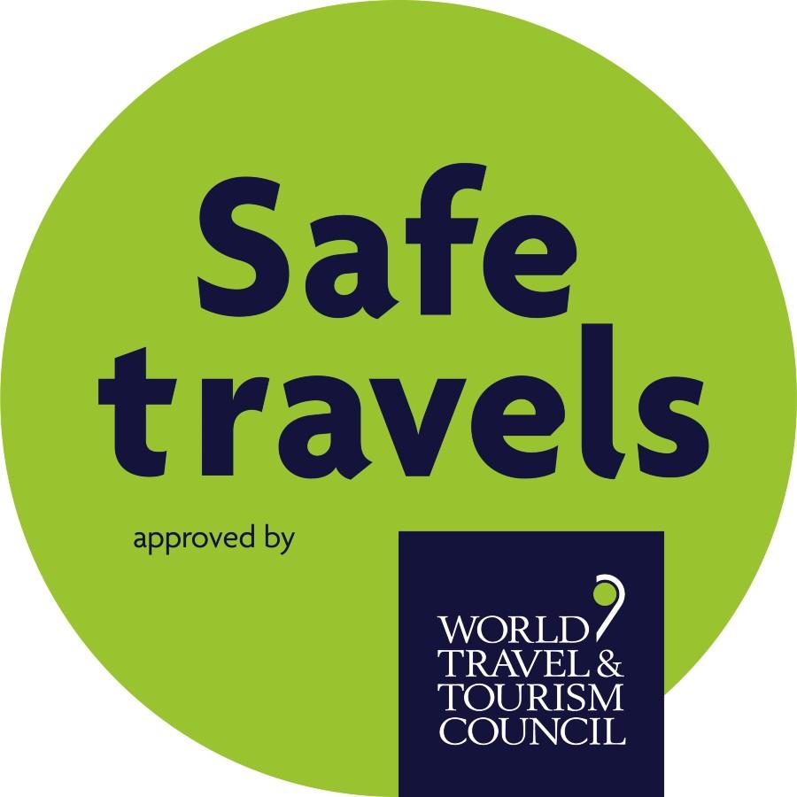 WTTC sello de viajes seguros