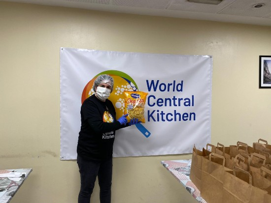 World Central Kitchen ONG