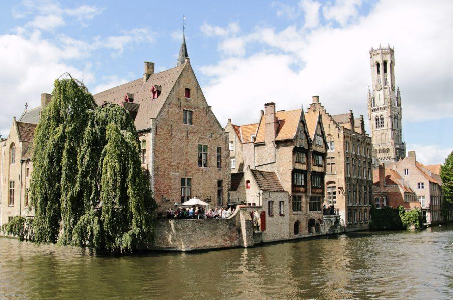 Brujas, Belgica
