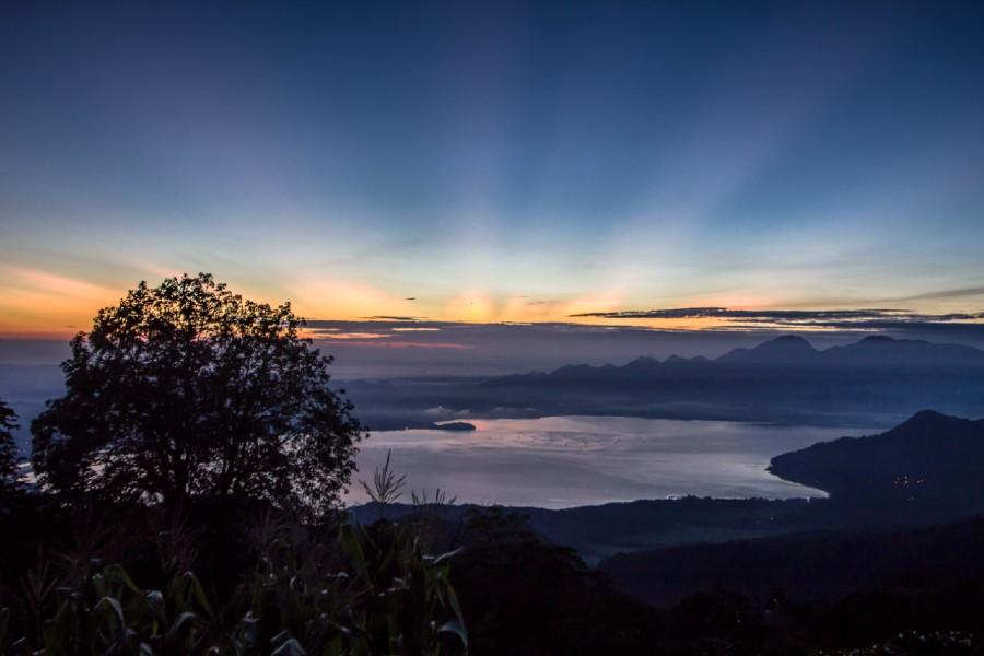 Honduras Lago Yojoa - Buena Vista Santa Barbara
