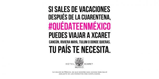 Quédate En México Xcaret