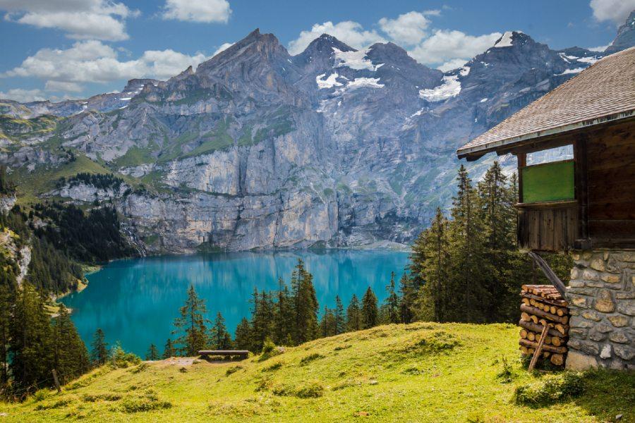 Suiza paisaje