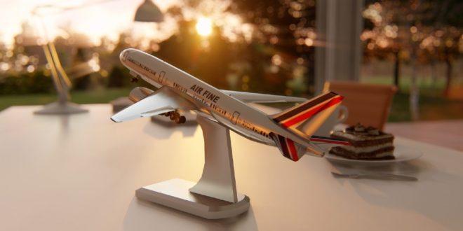 modelo de negocio aerolínea