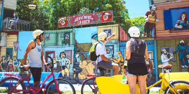 Ciudad turismo urbano