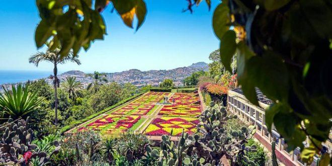 Jardines de Madeira