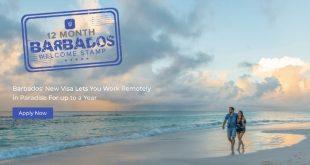 Visa de trabajo Barbados