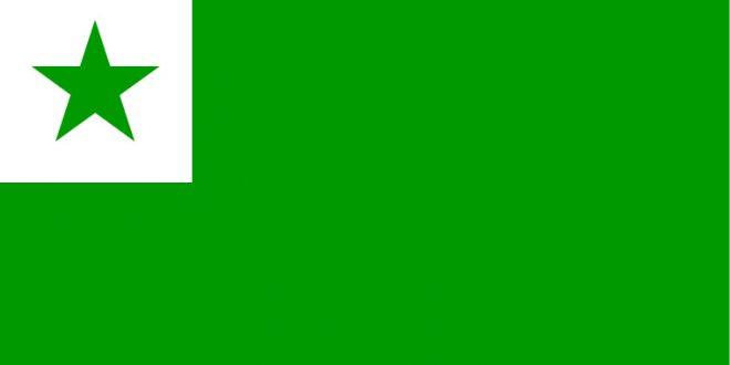 Bandera de esperanto