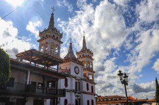 Iglesia en Mazamitla