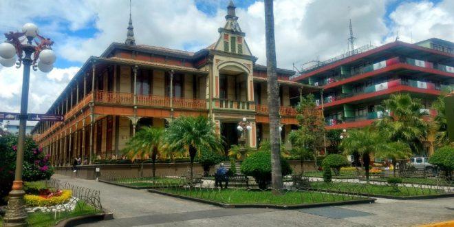Palacio de Hierro en Orizaba Veracruz