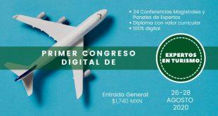 Primer Congreso Digital de Expertos en Turismo