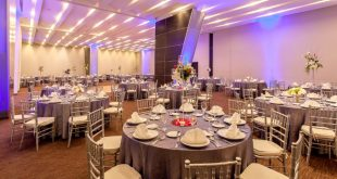 Salon de eventos NH Monterrey