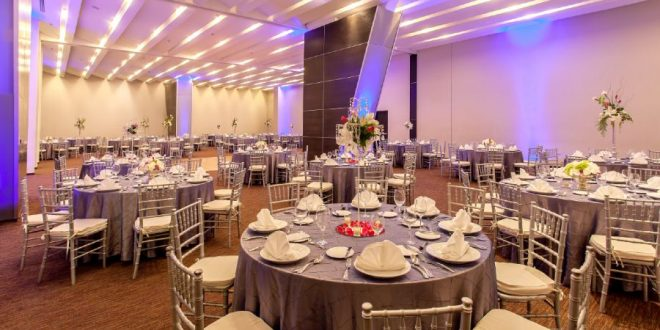 Salon de eventos NH Monterrey