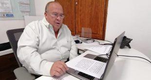 Secretario de Turismo de Querétaro, Hugo Burgos García