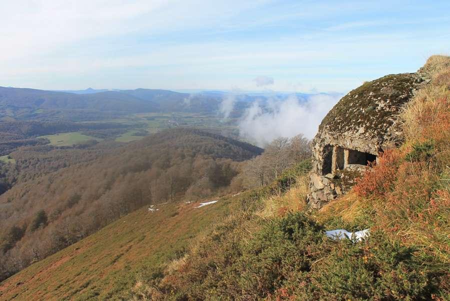 Bunker Pirineo navarro