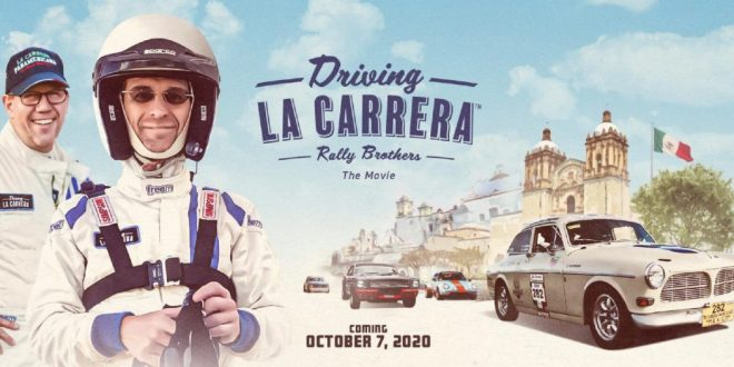 Documental Driving La Carrera, Rally Brothers