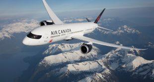 Boeing 787-9 Dreamliner de Air Canada