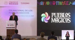 Celebración por el Día Nacional de Pueblos Mágicos 2020