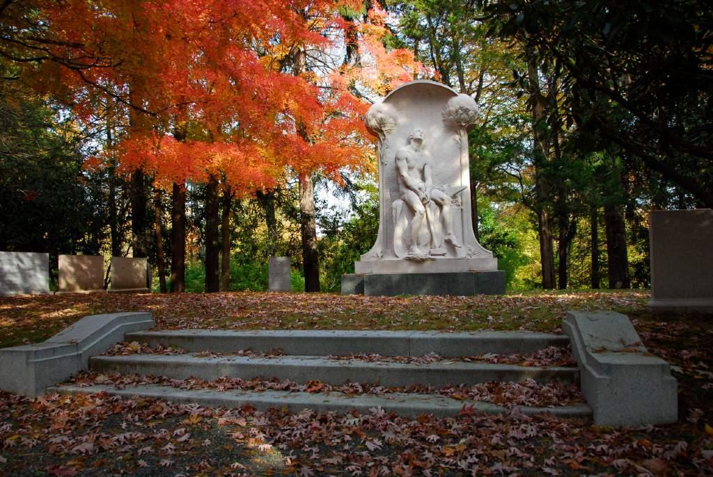 Cementerio de Sleepy Hollow, Nueva York