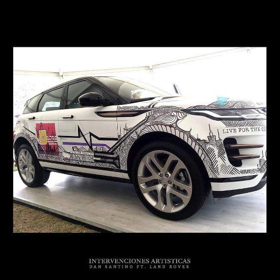Dan Santino Ft. Land Rover 3