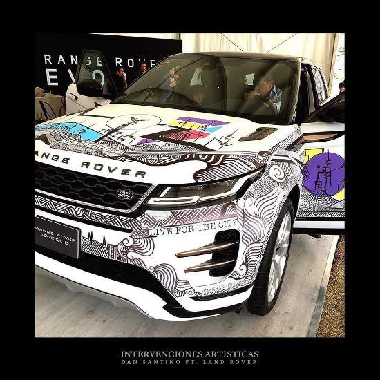 Dan Santino Ft. Land Rover 4