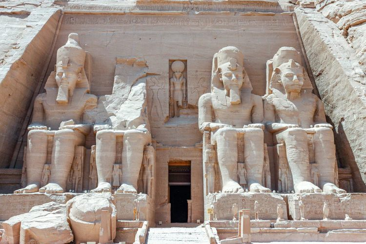 Esfinges en Egipto